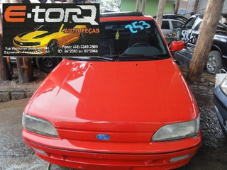 Sucata Ford Escorte Xr3 2.0 1995