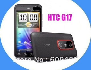 Pedido Htc Evo 3d G17 4.3 Gps Wifi 3g Del Telefono Android