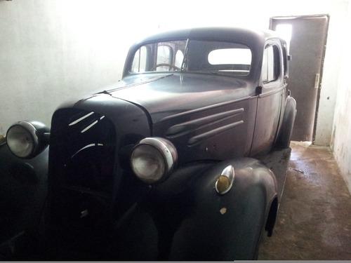 Imagen 1 de 9 de Autos Antiguos Chevrolet 1936 Sedan