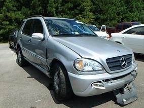 Sucata Mercedes Ml 320 Retirada De Peças