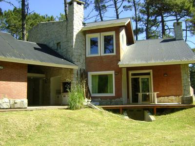 Alquiler Casa En Carilo Ideal Para Familias 10 Personas+pet
