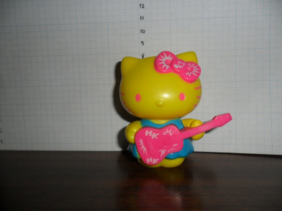 Mc Donalds - Hello Kitty - Amarela Com Violao