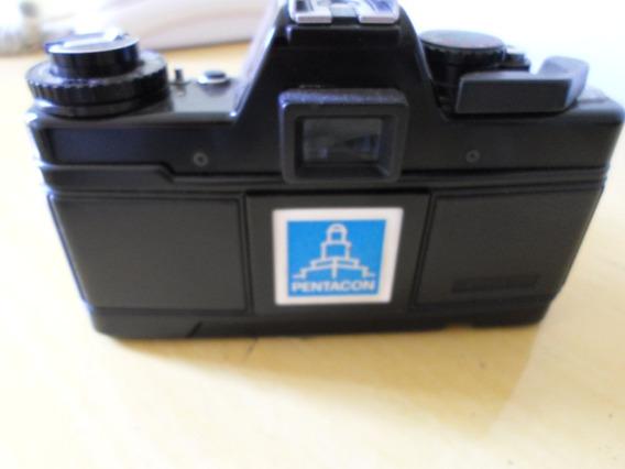 Linda Camera Fotográfica Praktica Alemã Analógica