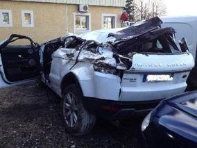 Sucata Land Rover Evoque Retirada De Peças