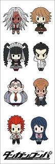 Plancha De Stickers De Anime De Dangan Ronpa