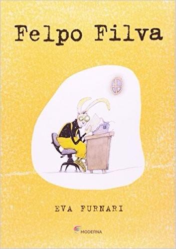Livro Felpo Filva - Eva Furnari