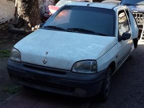Clio Diesel Y Nafta1.4 Chocado Baja 04 Definitiva