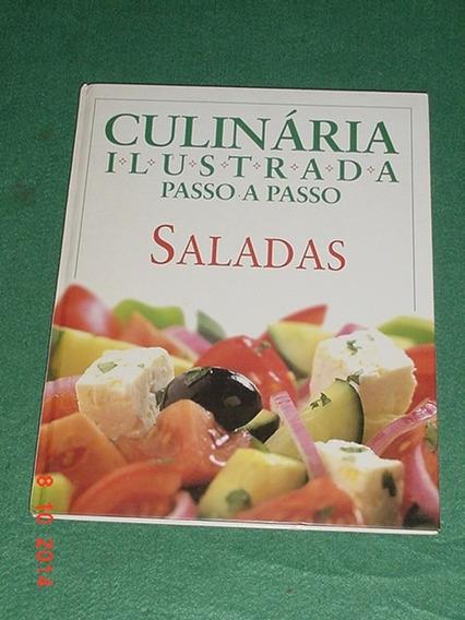 * Culinária Ilustrada Passo A Passo - Saladas *