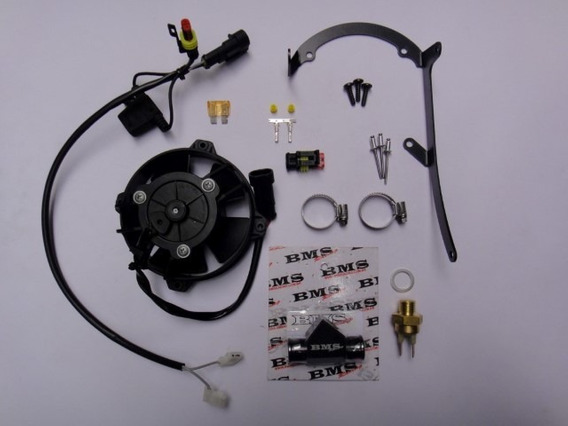 Kit Fan / Ventilador Para Ktm 08-16 Produto Nacional Ventoin