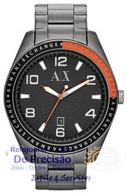 Relógio A|x Armani Exchange Ax1305/1pn Etiqueta Danificada