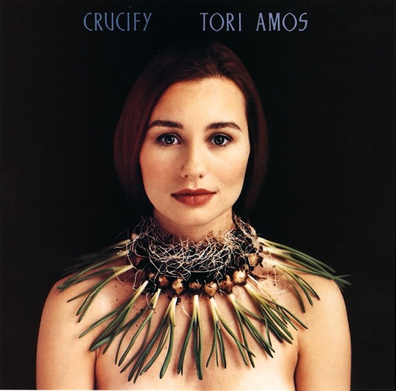 Tori Amos Crucify Ep (usa) Covers Rolling Stones Nirvana