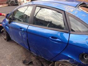 Desarmo Ford Fiesta Sedan Mod 2011 Por Partes