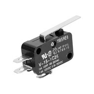 Chave Microswitch 27mm Comutadora Itch 16a 250v (28x16x10mm)