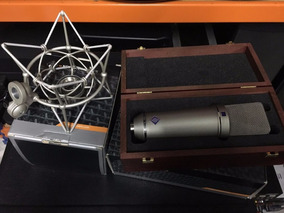 Microfone Neumann U87ai Set