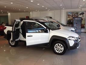 Fiat Strada Adventure Retira Con 56 Mil Solo Con Dni