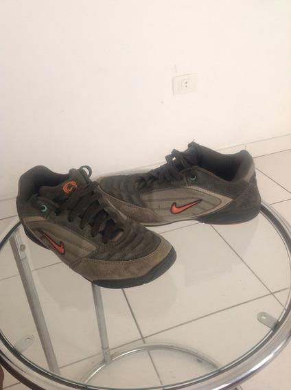 Tênis Nike - Futebol Salao - Camurça - Preço Imbativel!!!