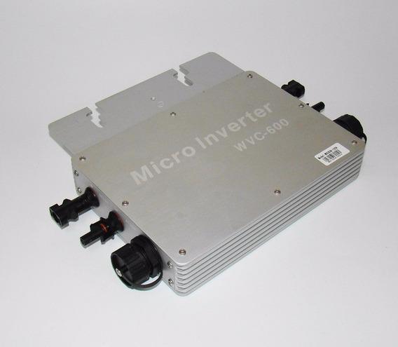 Inversor Para Interconexión Cfe Wvc600-600w
