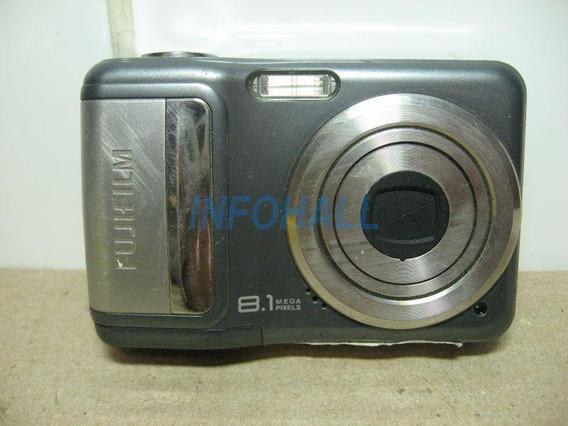 Defeito Câmera Fujifilm A860 8.1 Mp