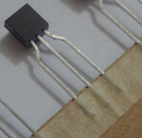Transistor Tl431 = Kia431 = Az431 To-92 Emb. C/10 Pçs.
