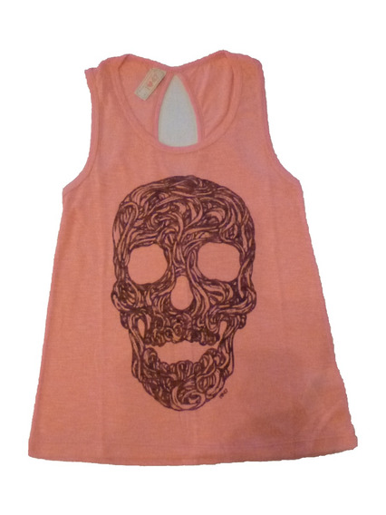 Musculosa Mujer 47 Street Rosa