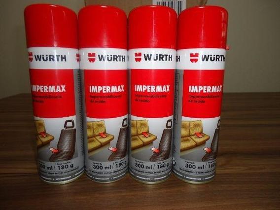2 Spray Impermeabilizante Para Tecido, Sofá, Banco De Carro