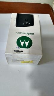 Caixa Motorola Moto Maxx Só Caixa