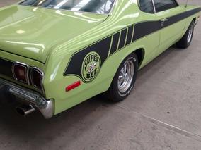 Valiant Super Bee Verde 1973