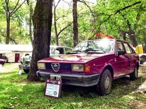 Alfa Romeo Giulietta 1600 C/ Aire Acondicionado