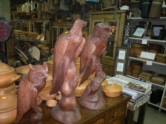 Esculturas Talladas En Madera