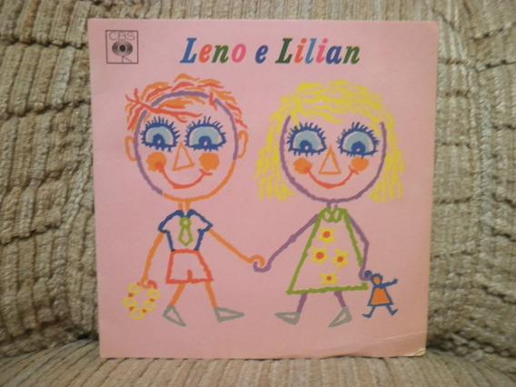 Compacto Leno E Lilian Eu Não Sabia Que Você Existia