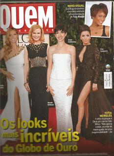 Revista Quem 645-2013 - Taís - Sabrina - Claudia Leitte