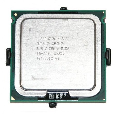 Processador Intel Xeon Quad Core E5320 1.86ghz P/n: Sl9mv