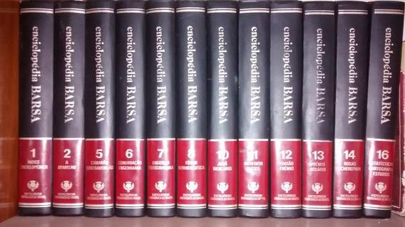 Enciclopédia Barsa Excelente Estado Cada Livro Por R$ 20,00
