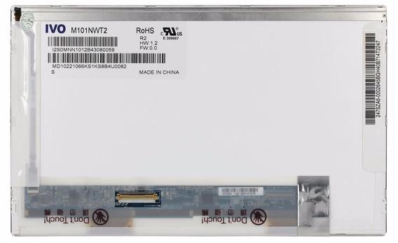 Tela Display 10.1 Led Para Notebook Part Number M101nwt2 R2