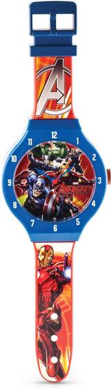 Relógio De Parede Avengers 47cms Dtc Mod 2