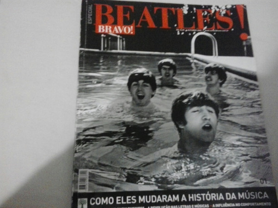 Revista Bravo! Beatles
