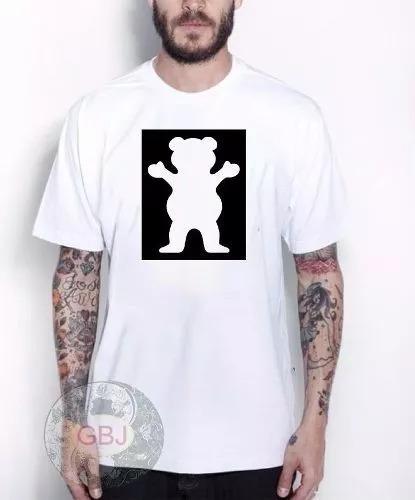 Camiseta Camisa Grizzly