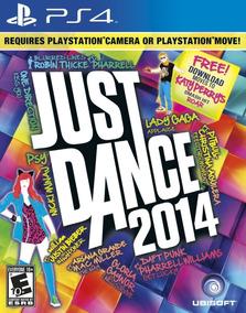 Just Dance 2014 - Ps4 - Em Português - Codigo Secundario