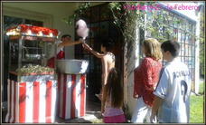 Pochoclera! ( Pochoclos) -copos De Azúcar! Cascada Pop Party
