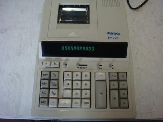 Calculadora Dismac Hy 2503 (semi-nova)