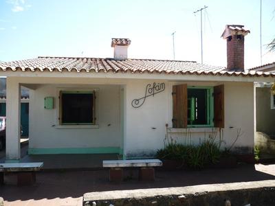 Alquiler Casa De 2 Dormitorios, Balneario La Floresta.