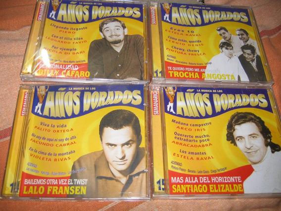 Lote La Música De Los Años Dorados- Conmoción-violeta Rivas-