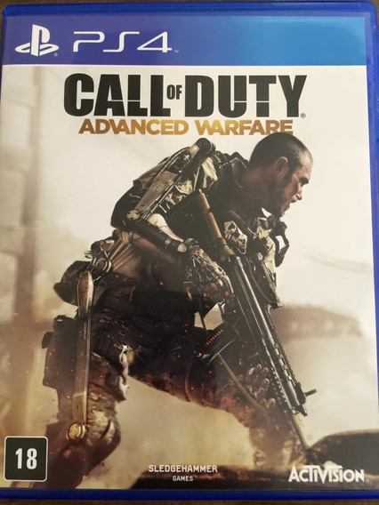 Call Of Duty Advanced Warfare Ps4 - Impecável!