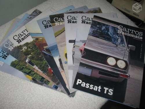 Revistas Das Coleçoes De Carros Nacionais