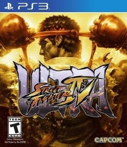 Ultra Street Fighter Iv Ps3 Nuevo Envio Gratis