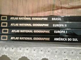 Atlas National Geographic 4! Foto Original