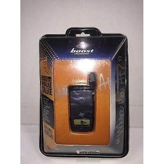 Motorola Nextel Boost Usa I830 Color Negro Nuevo En Blister