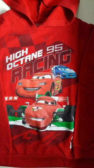 Buzo Niño Cars 2 Talle 8 Original Traido De Usa