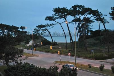 Alquilo Excelente Apto Frente Al Mar Dorm Y 1/2 Parada 12 M