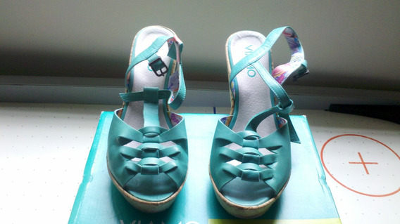 Exelentes Zapatos De Viamo Num 39